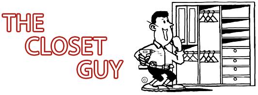 The Closet Guy - Los Angeles Custom Closets