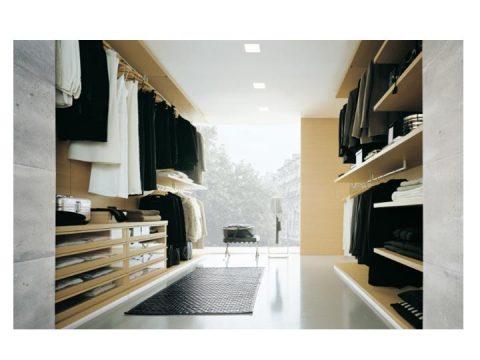 stunning luxury closet system