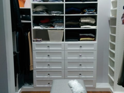 custom closet Marina Del Rey